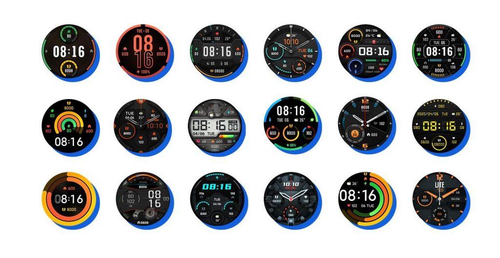 Xiaomi Mi Watch - hodinky s možností změny ciferníku