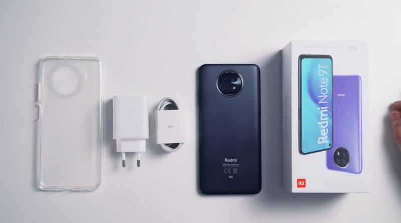 Rozbalili jsme Redmi Note 9T: cenově dostupný mobil s podporou 5G