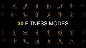 30 typů sportovních aktivit