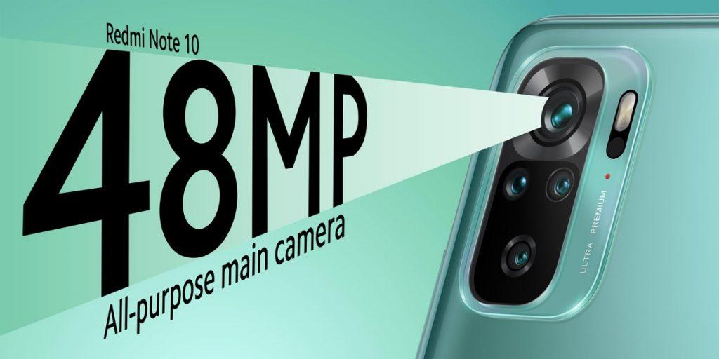 48Mpx fotoaparát