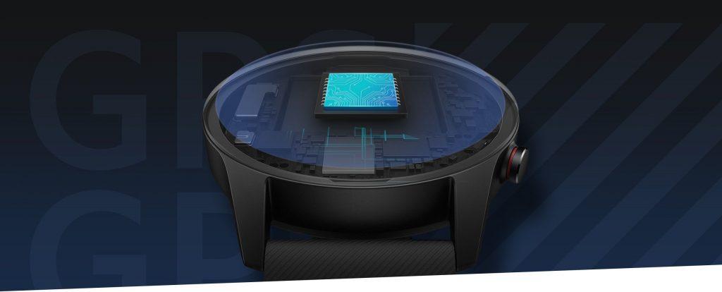 Hodinky Xiaomi Mi Watch deklarují podporu GPS, GLONASS, Galileo a Beidou