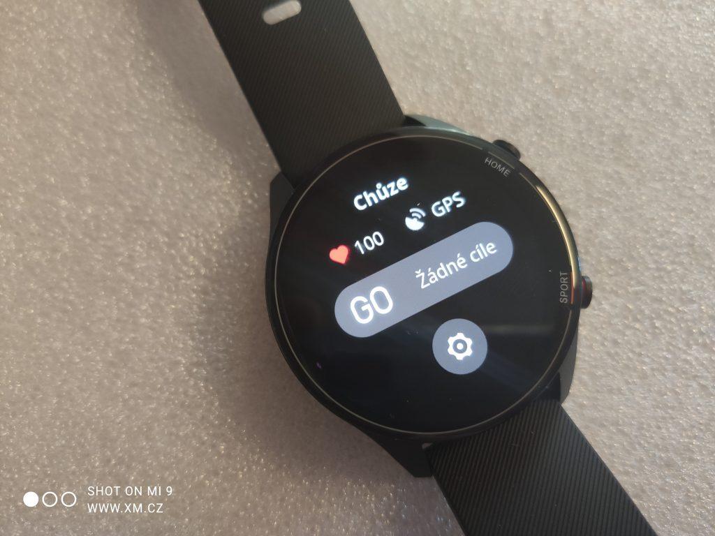 Hodinky Xiaomi Mi Watch hledají GPS pozici