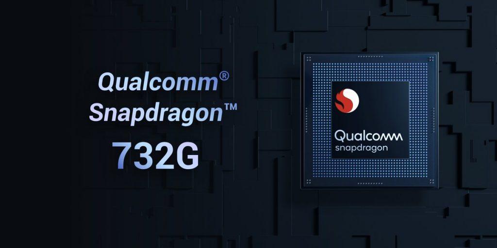 Osmijádrový Qualcomm Snapdragon 732G
