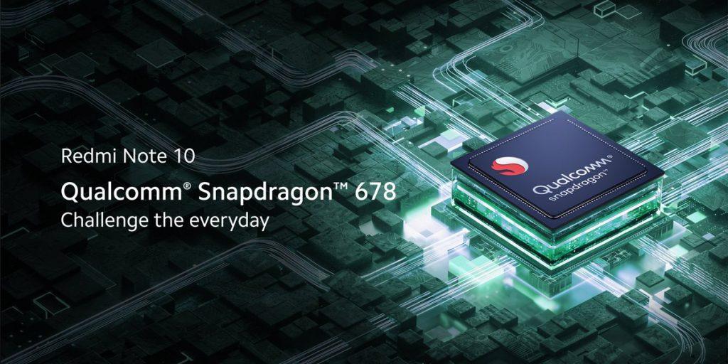 Osmijádrový čip Qualcomm Snapdragon 678