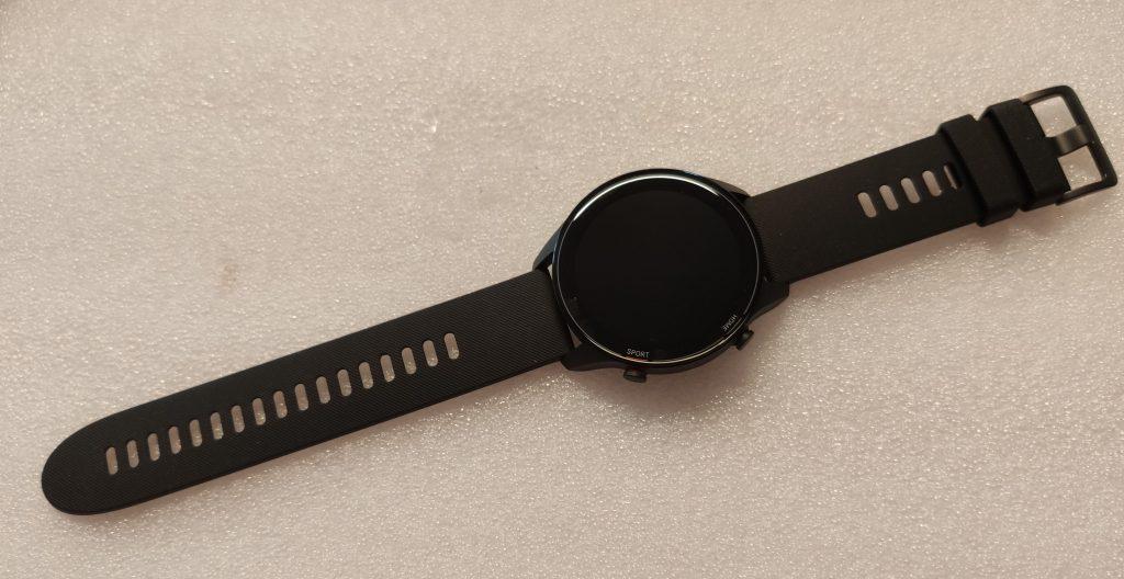Recenze hodinek Xiaomi Mi Watch