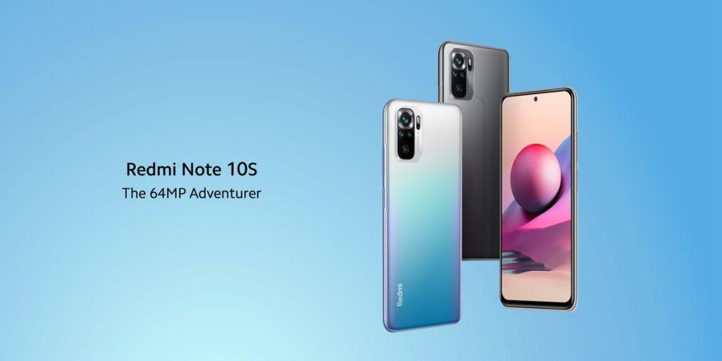 Redmi Note 10S - čip Mediatek a lepší foťák