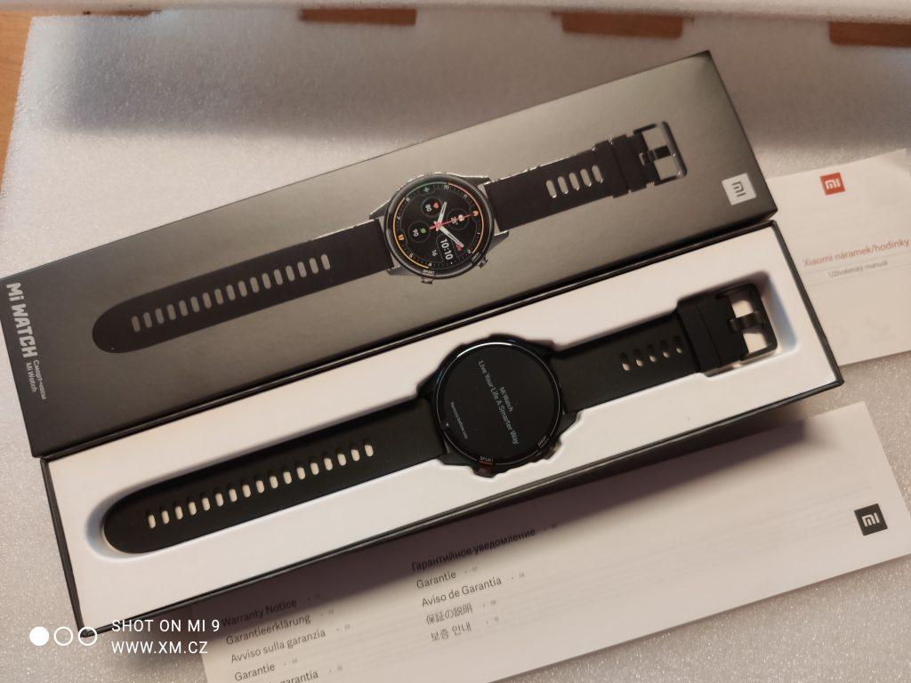 Rozbalili jsme chytré hodinky Xiaomi Mi Watch