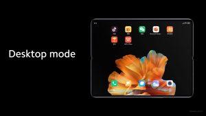 Rozložený Xiaomi Mi MIX FOLD