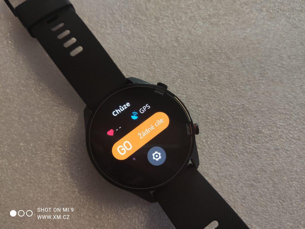S mobilem najdou Xiaomi Mi Watch GPS i v místnosti