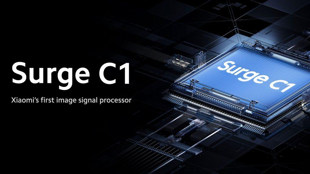 Vlastní fotografický čip Surge C1