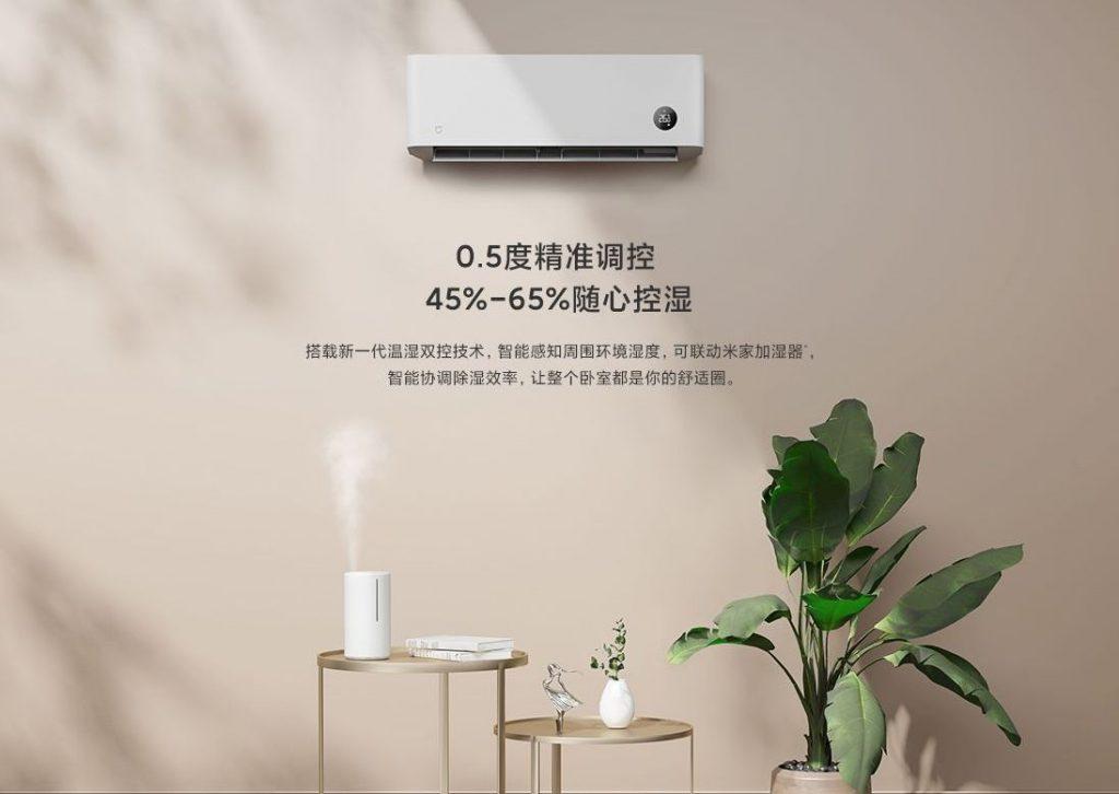 Xiaomi MIJIA Air Conditioner Sleep Version - tichá klimatizace