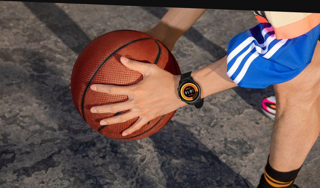 Xiaomi Mi Watch počítají ušlé kroky