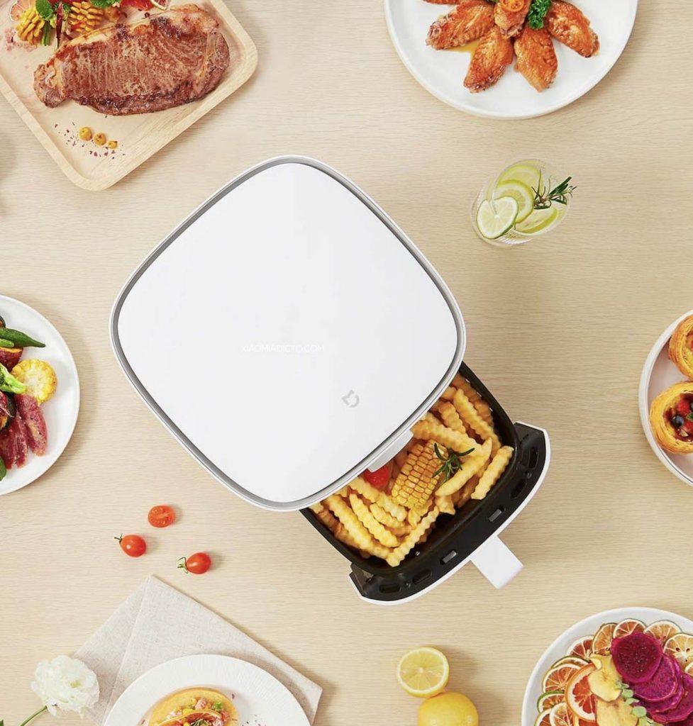 Xiaomi Mijia Smart Air Fryer - horkovzdušná fritéza
