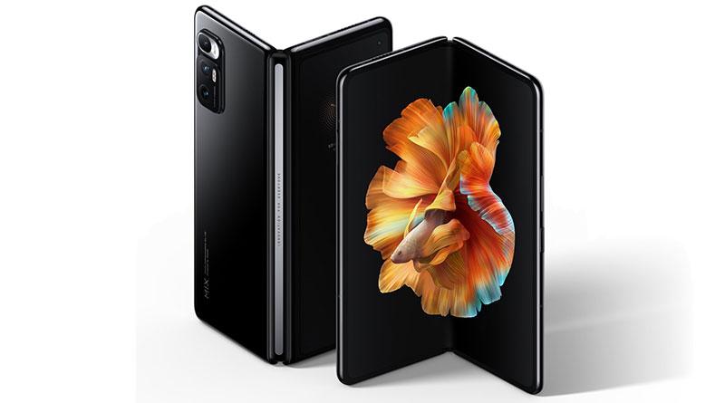Xiaomi Mi MIX FOLD: revoluční ohebný telefon s kapalnou čočkou