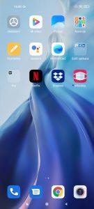 Aplikace na domovských obrazovkách