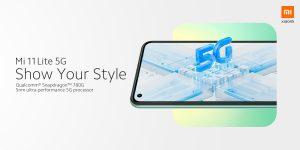 Důležitým faktorem Mi 11 Lite je 5G konektivita
