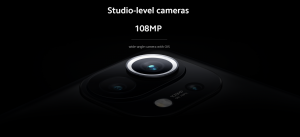 Fotografická výbava Xiaomi Mi 11