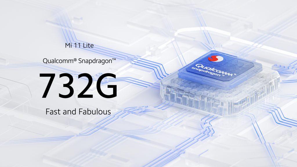 Mi 11 Lite pohání Snapdragon 732G