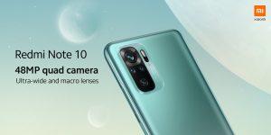 Redmi Note 10 má 48Mpx fotoaparát