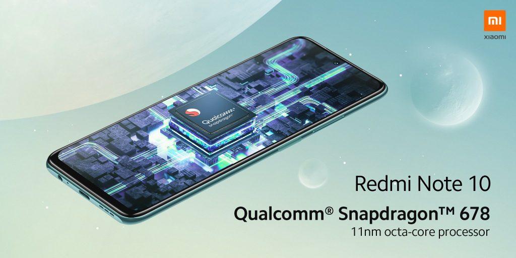 Silnou stránkou je osmijádrový procesor Qualcomm Snapdragon 678