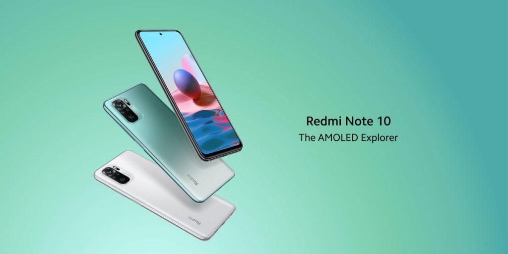 Výhodou proti Redmi Note 9 je u Note 10 AMOLED displej