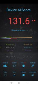 Výsledky Xiaomi Mi 11 v AI Benchmark