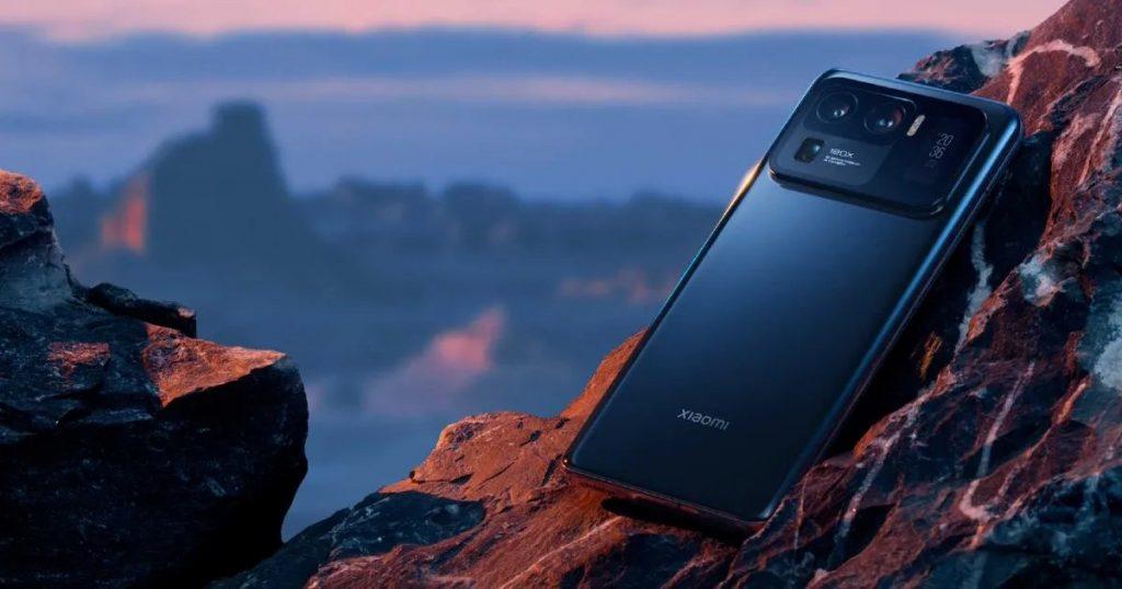 Černý Xiaomi Mi 11 Ultra