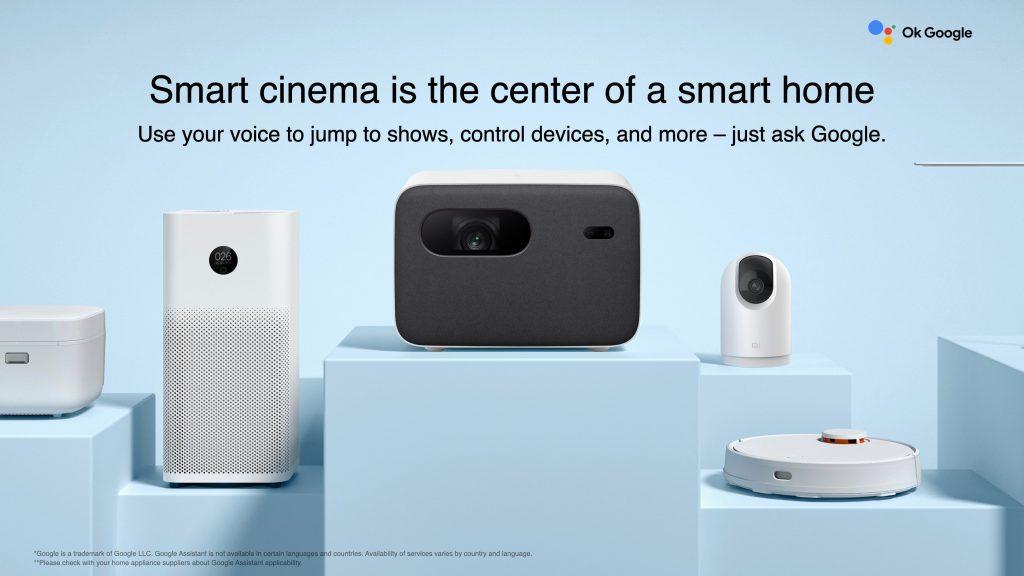 Xiaomi Mi Smart Projector 2 Pro - projektor
