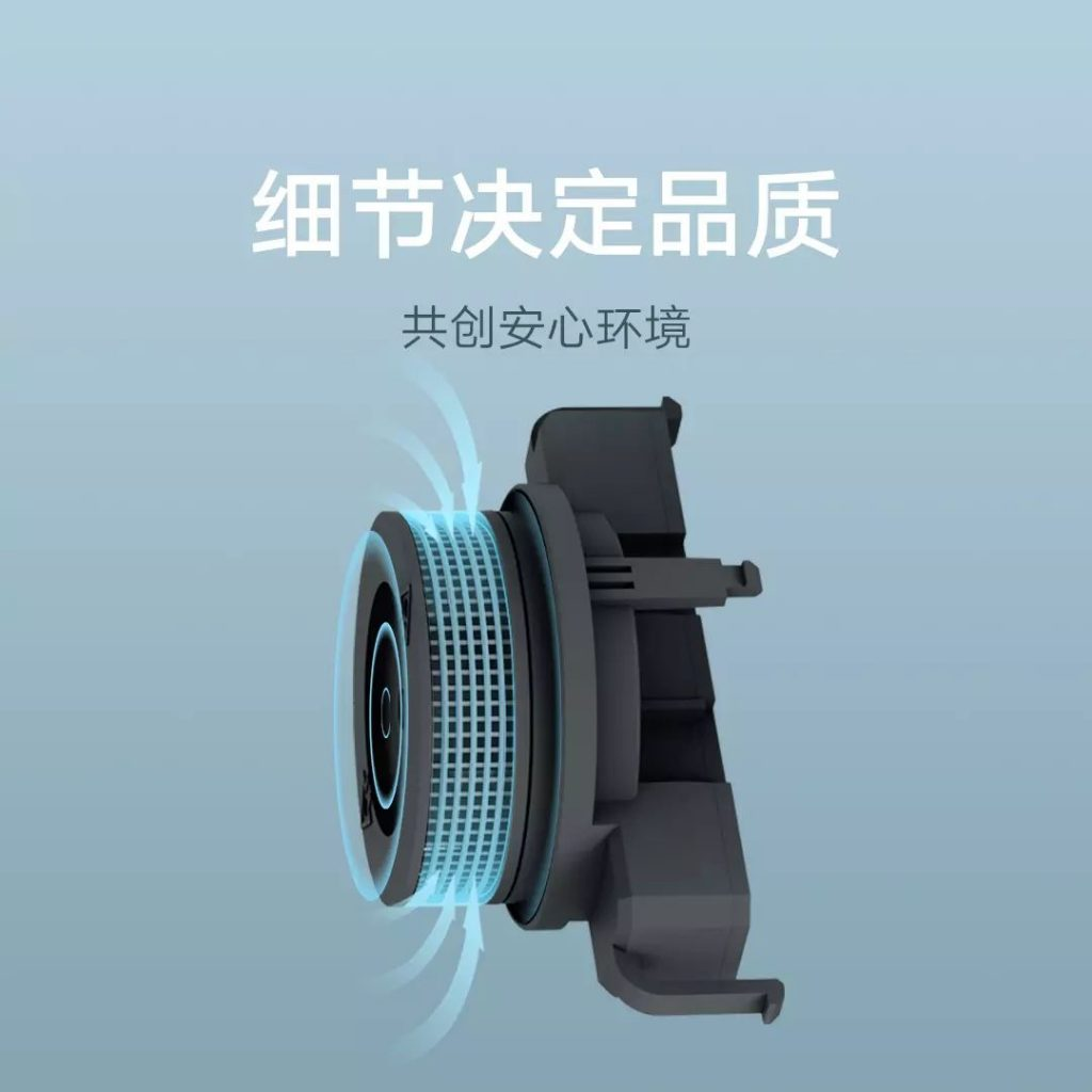 Xiaomi Smoke Detector - detektor kouře