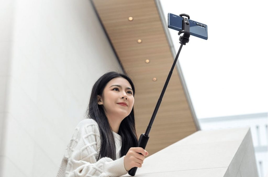 Xiaomi ZOOM Selfie Stick - selfie tyč