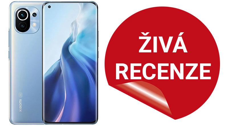 Živá recenze Xiaomi Mi 11: hardware, benchmarky a přehřívání
