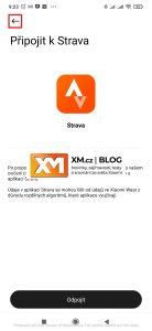 Xiaomi Mi Watch/Lite a Strava