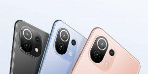 Fotoaparáty Xiaomi Mi 11 Lite