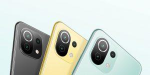 Fotoaparáty Xiaomi Mi 11 Lite 5G