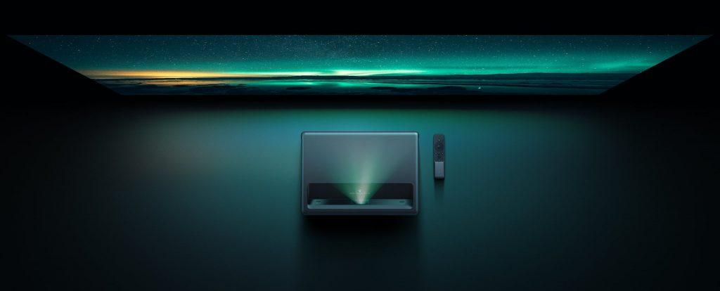 Projektor používá technologii ALPD 3.0