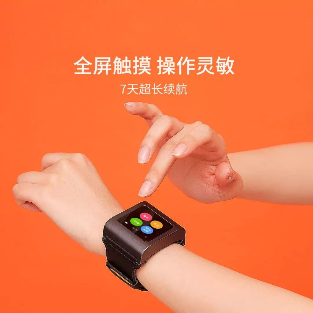 Xiaomi Hipee Smart Blood Pressure Watch - hodinky s tlakoměrem