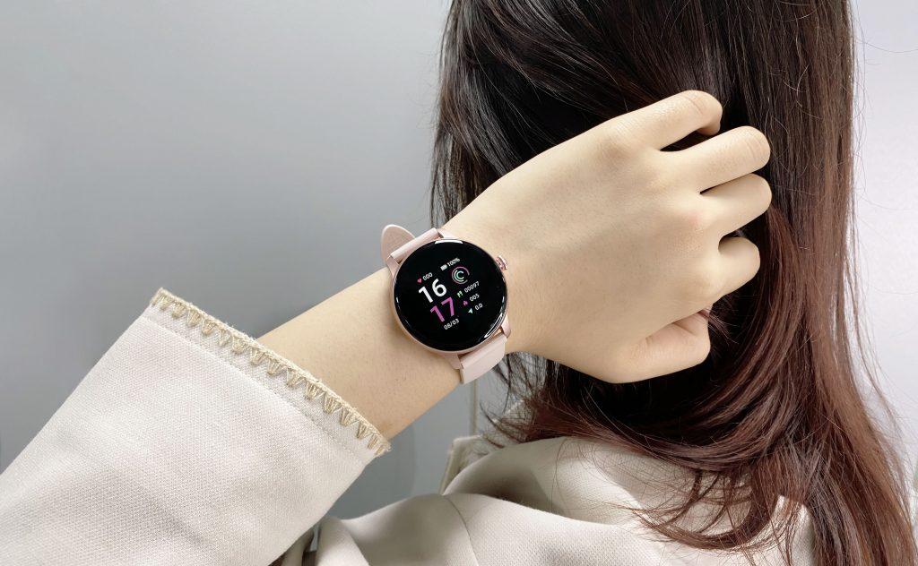 Xiaomi IMILAB W11 - dámské chytré hodinky