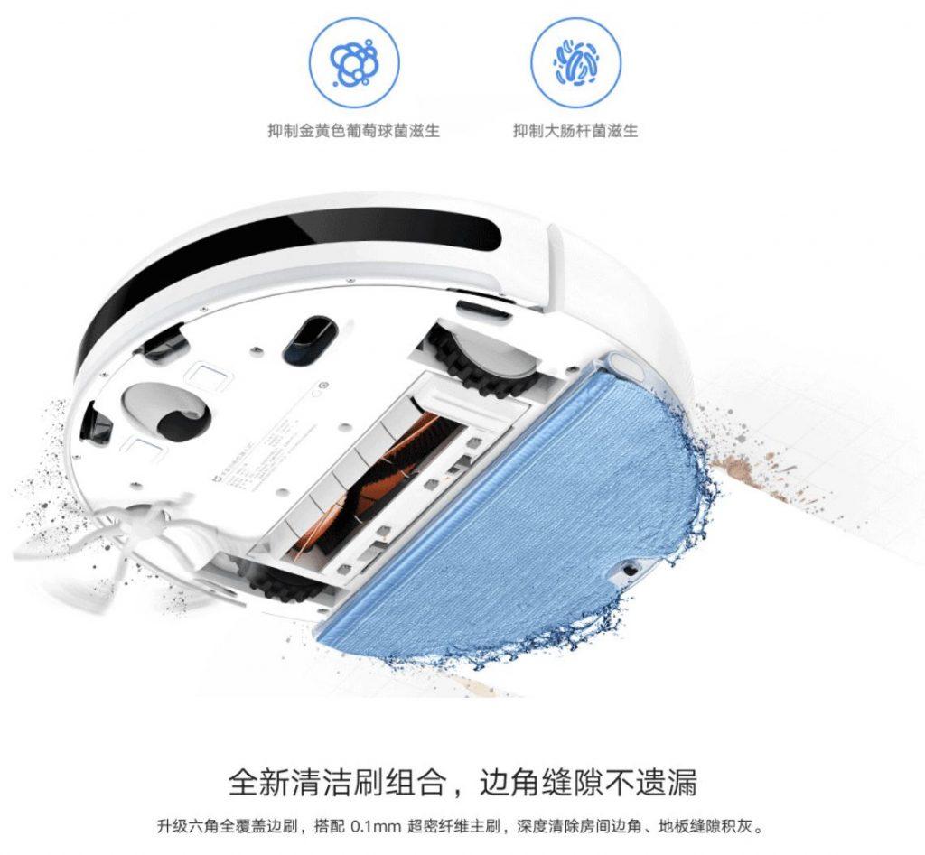 Xiaomi Mi Robot Vacuum 2C - robotický vysavač