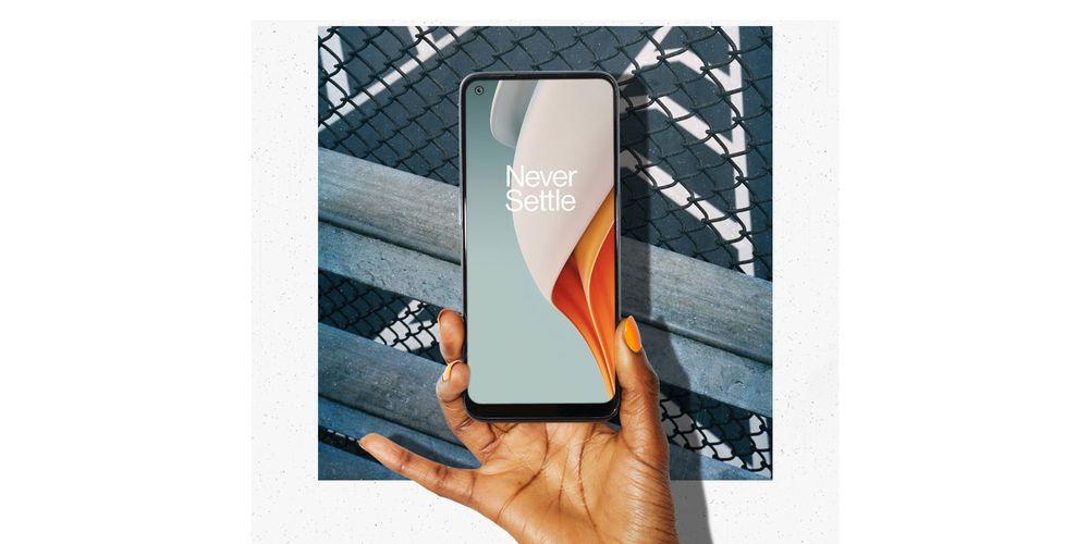 Chytrý telefon OnePlus Nord N100