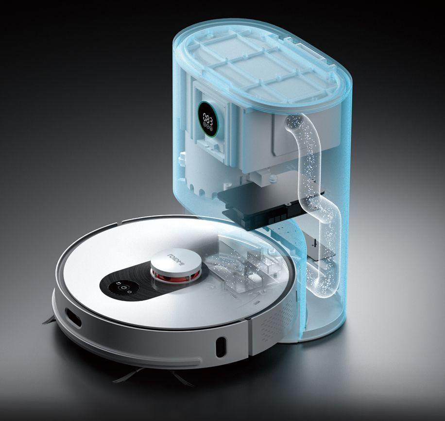 Robotický vysavač Roidmi EVE Plus