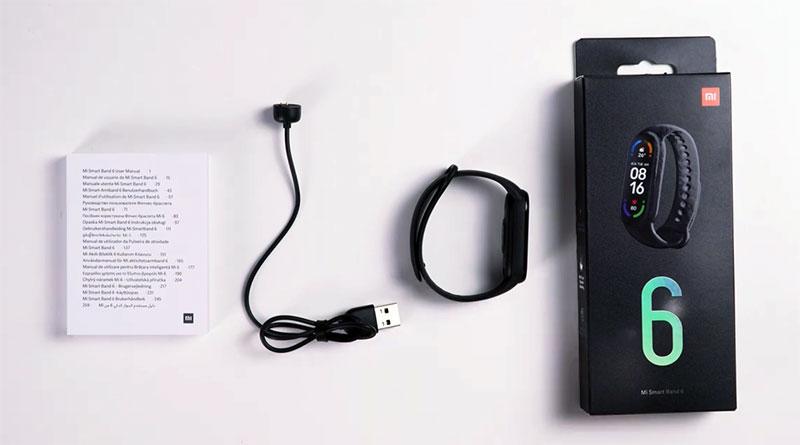 Rozbalili jsme Xiaomi Mi Band 6: co přináší letošní verze náramku?