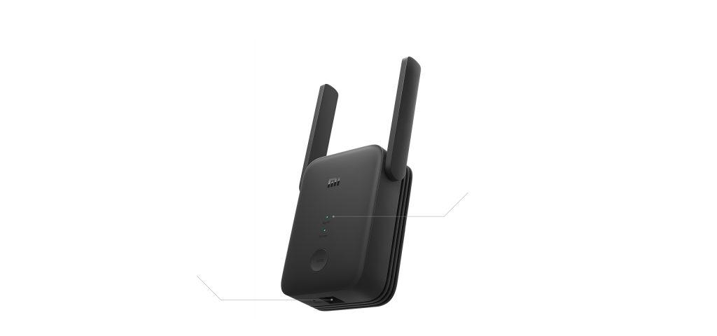 Opakovač Wi-Fi