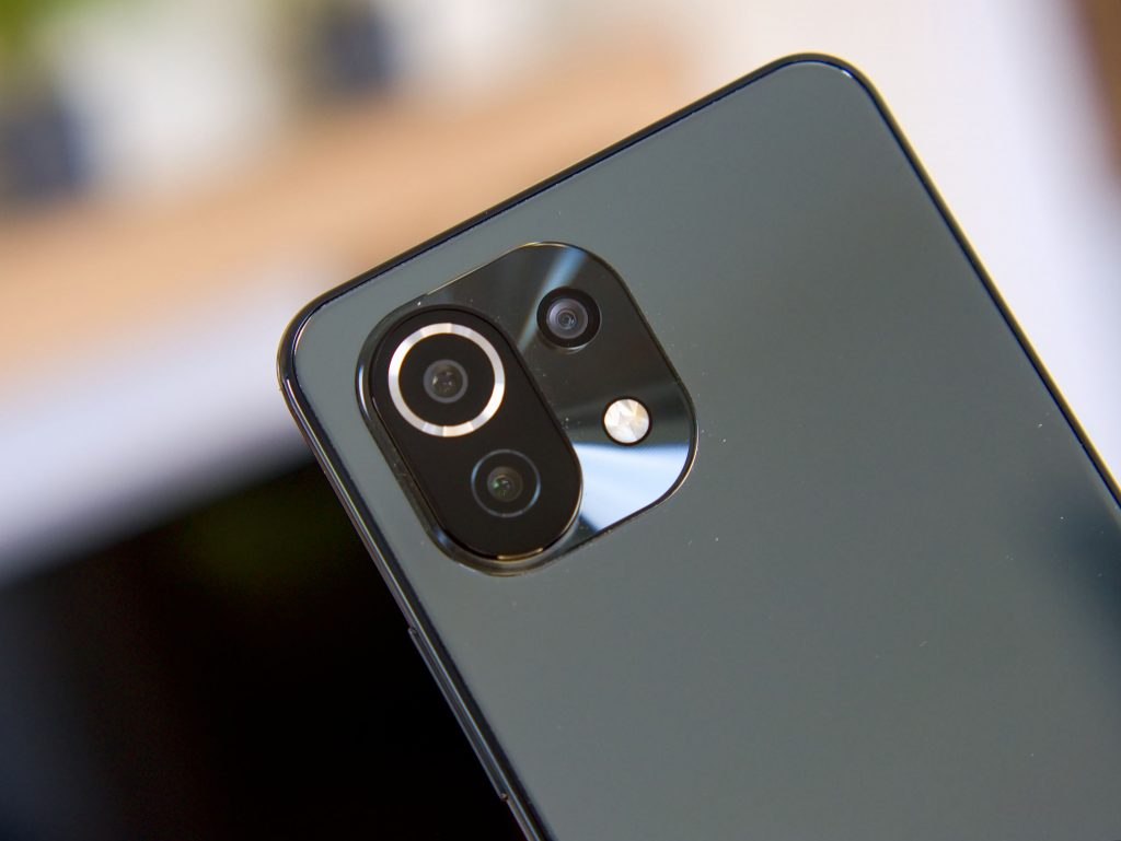fotoaparát Xiaomi Mi 11 Lite
