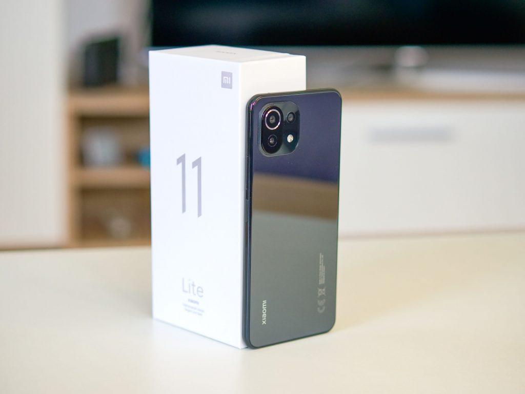 Xiaomi Mi 11 Lite specifikace