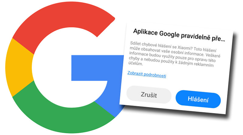 Aplikace Google pravidelně přestává fungovat? Víme, jak to opravit!