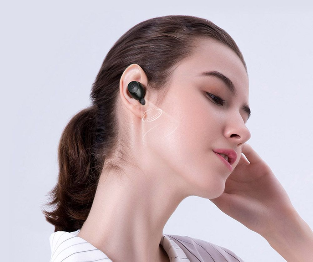 Bezdrátová sluchátka Haylou T16