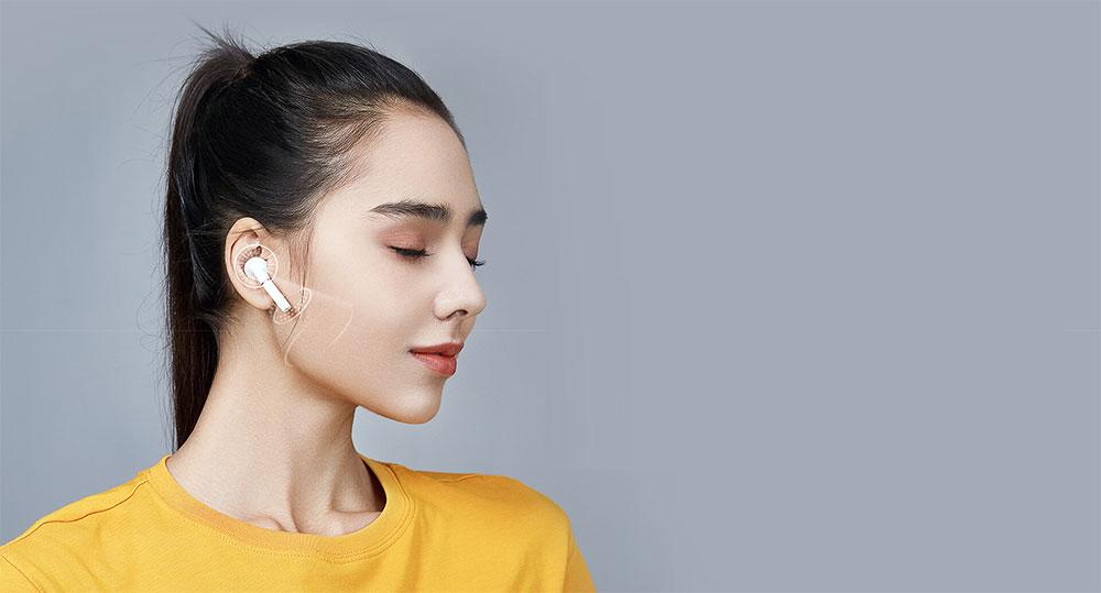 Bezdrátová sluchátka Haylou T19