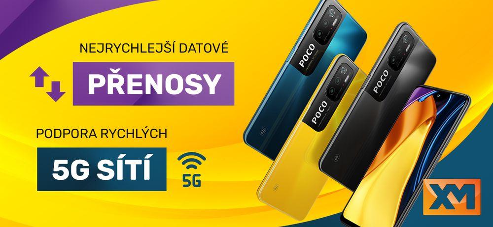 Chytrý telefon Poco M3 Pro