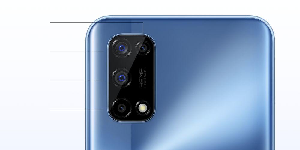 Chytrý telefon Realme 7 5G