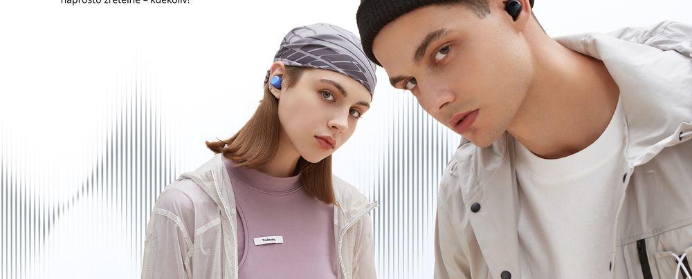 Bezdrátová sluchátka Realme Buds Q2